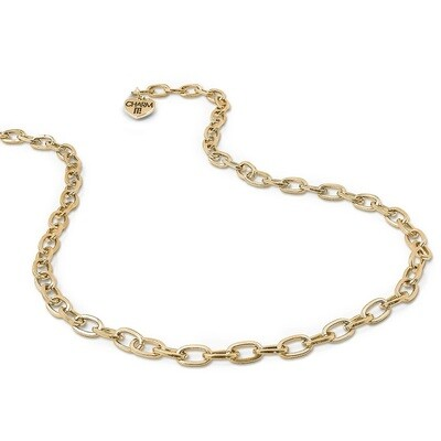 CIN100 GOLD Chain Necklace