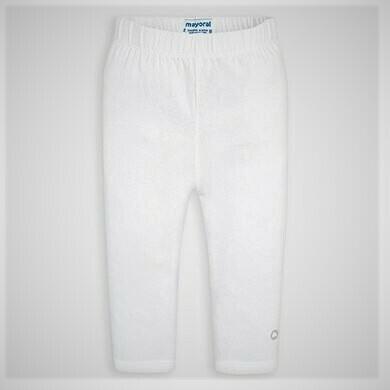 Mayoral Short Legging White 723