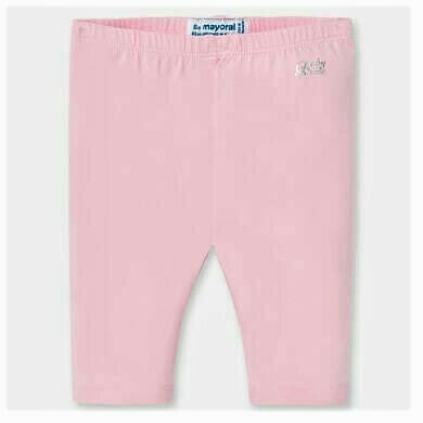 Mayoral Short Legging Pink