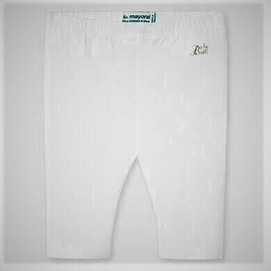 Mayoral Short Legging White