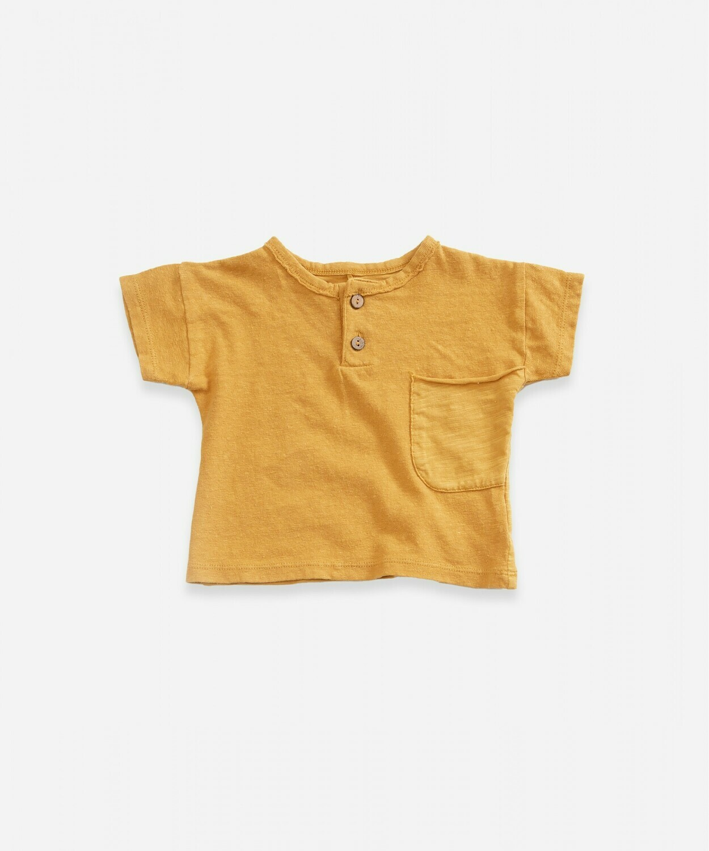 Play Up T-Shirt Organic 11053