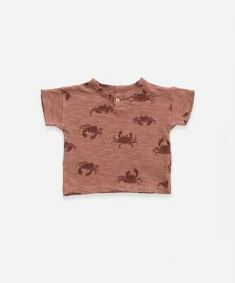T-Shirt Crab 11056 Play Up