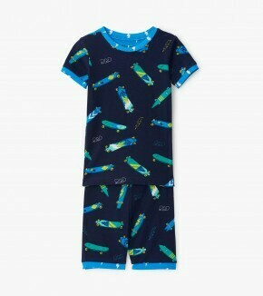 Hatley Rad Longboards Pj Short Set S20LBK