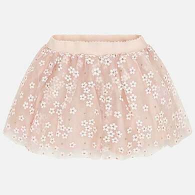 Mayoral Tulle Skirt 390