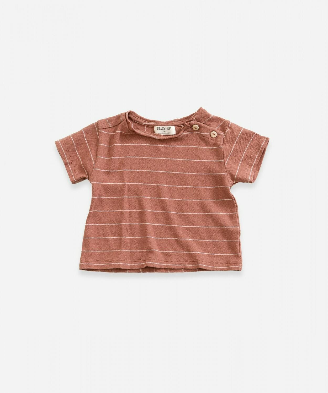 T-Shirt Organic 11055 Play Up