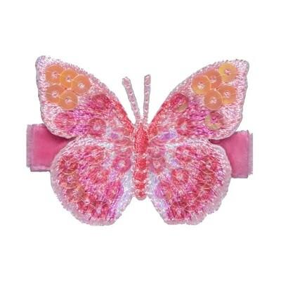 Butterfly Clip No Slippy Hair Clippy