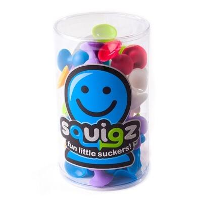 Fat Brain Toys Squigz 24-Pc Set