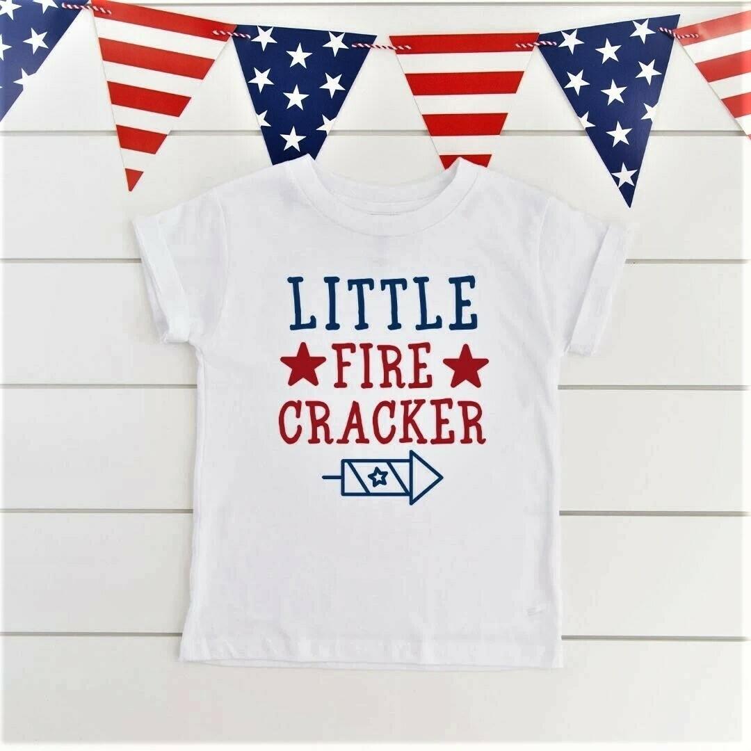 Sweet Wink Little Firecracker S/S Tee