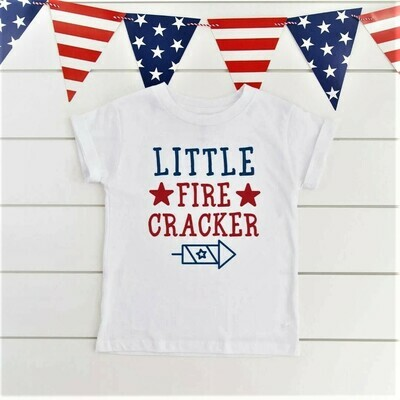 Sweet Wink Little Firecracker S/S Tee