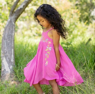Mimi & Maggie Flower Trail Dress 80468