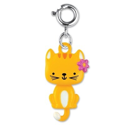 Charm It Swivel Kitty Charm CICC1252