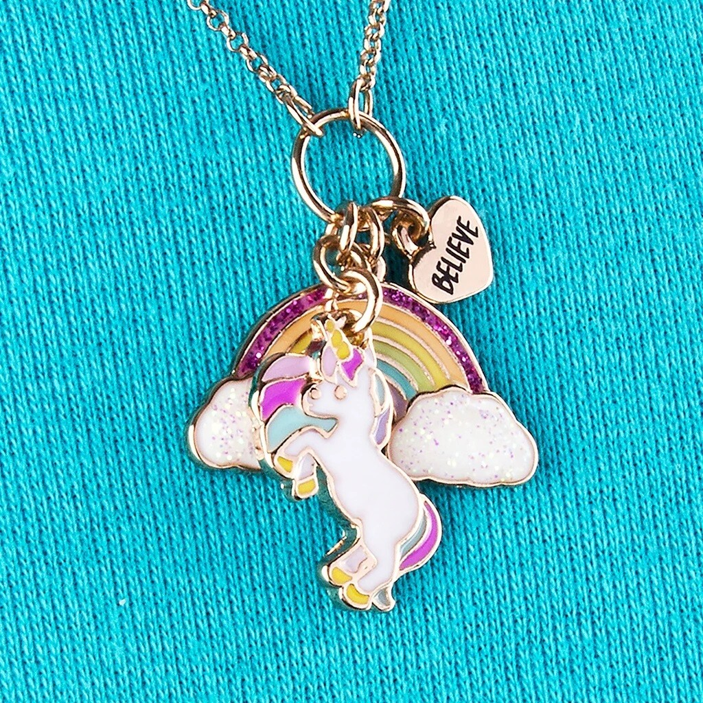 Charm It Unicorn Necklace CINC108