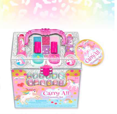 Hot Focus Carryall Cosmetic Set Unicorn 050N