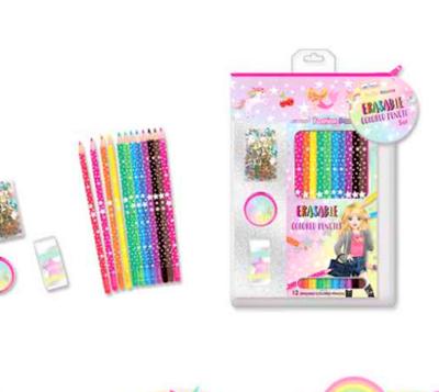 Hot Focus Fashion Passion Erasable Colored Pencil 340
