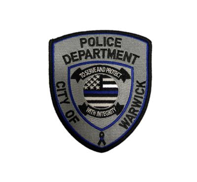 Law Enforcement Memorial Patch