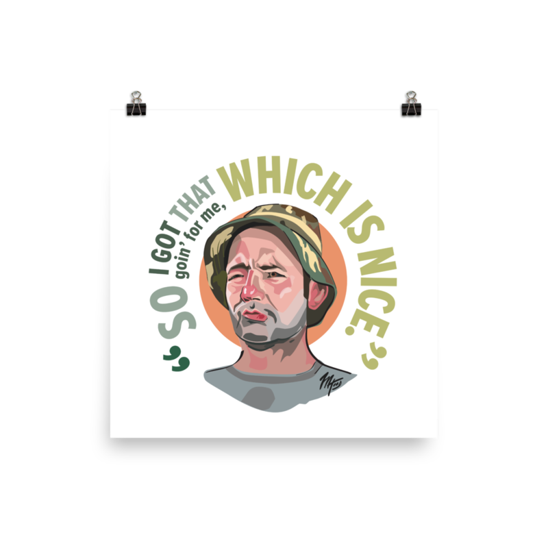 Caddyshack Poster: Which Is Nice