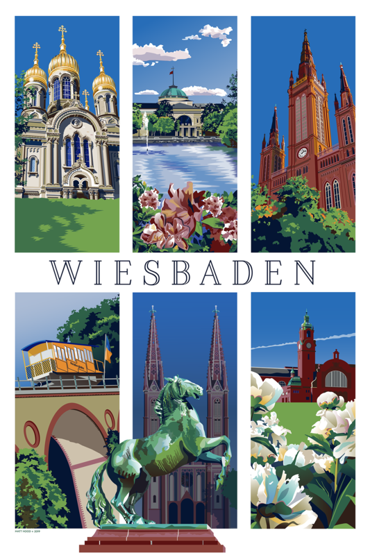 Wiesbaden Original (6 Views)