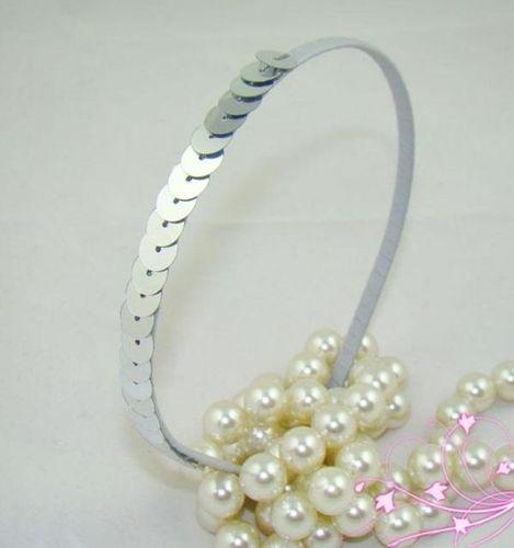 Shiny sequins headband