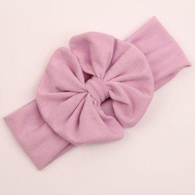Cotton large bow headband