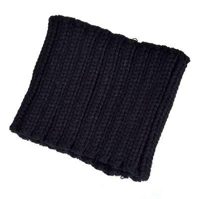 Simple loop crochet headband