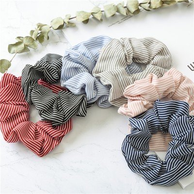 Slim strips scrunchies - 20 Pieces pack