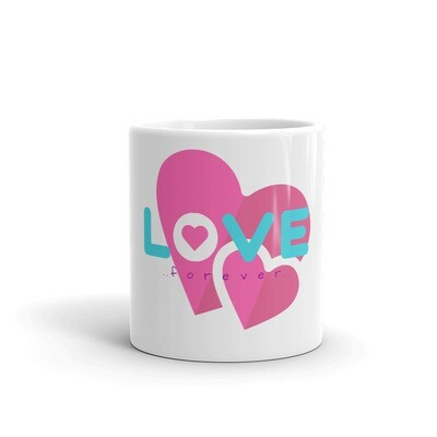 Soft hearts Coffee Cup