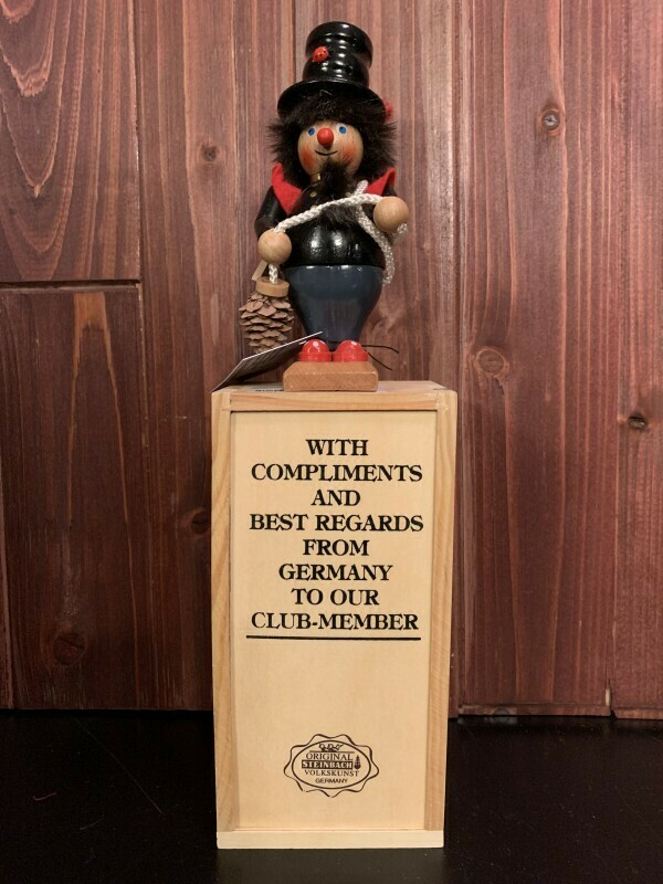 Chimney Sweep Mini Nutcracker