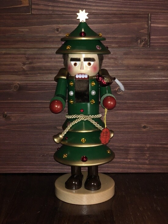 Christmas Tree Nutcracker