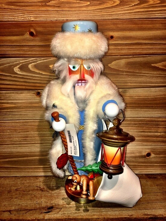 Grandfather Frost Nutcracker