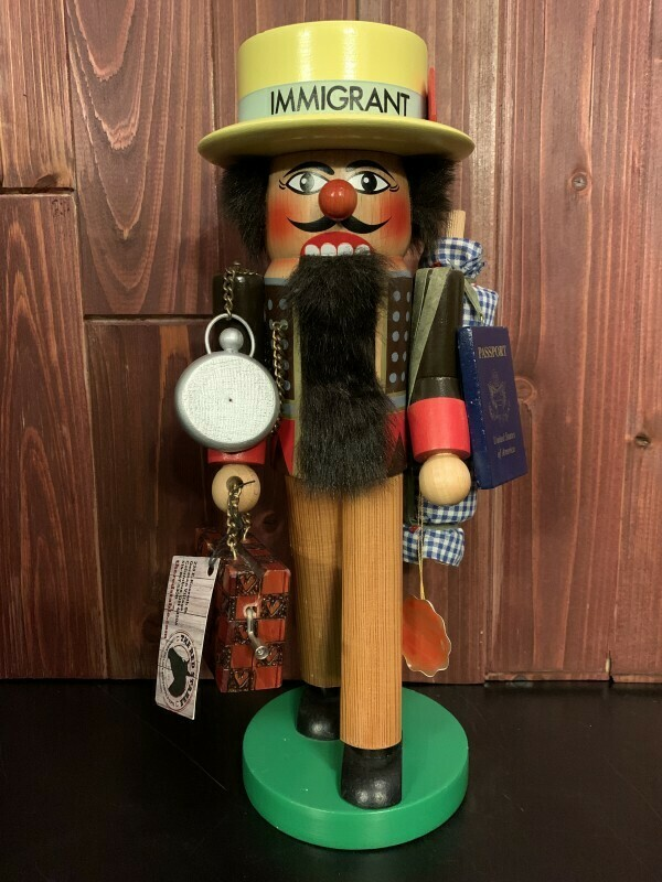 Immigrant Nutcracker