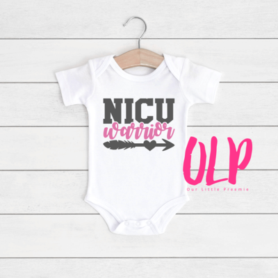 NICU Warrior Pink