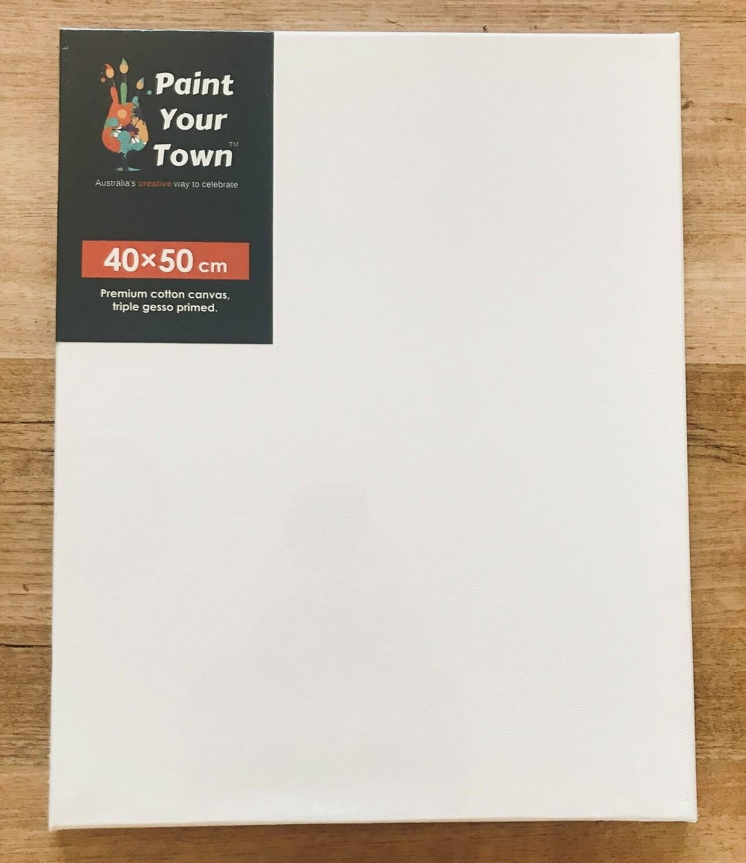Single Canvas - 40 x 50 cm