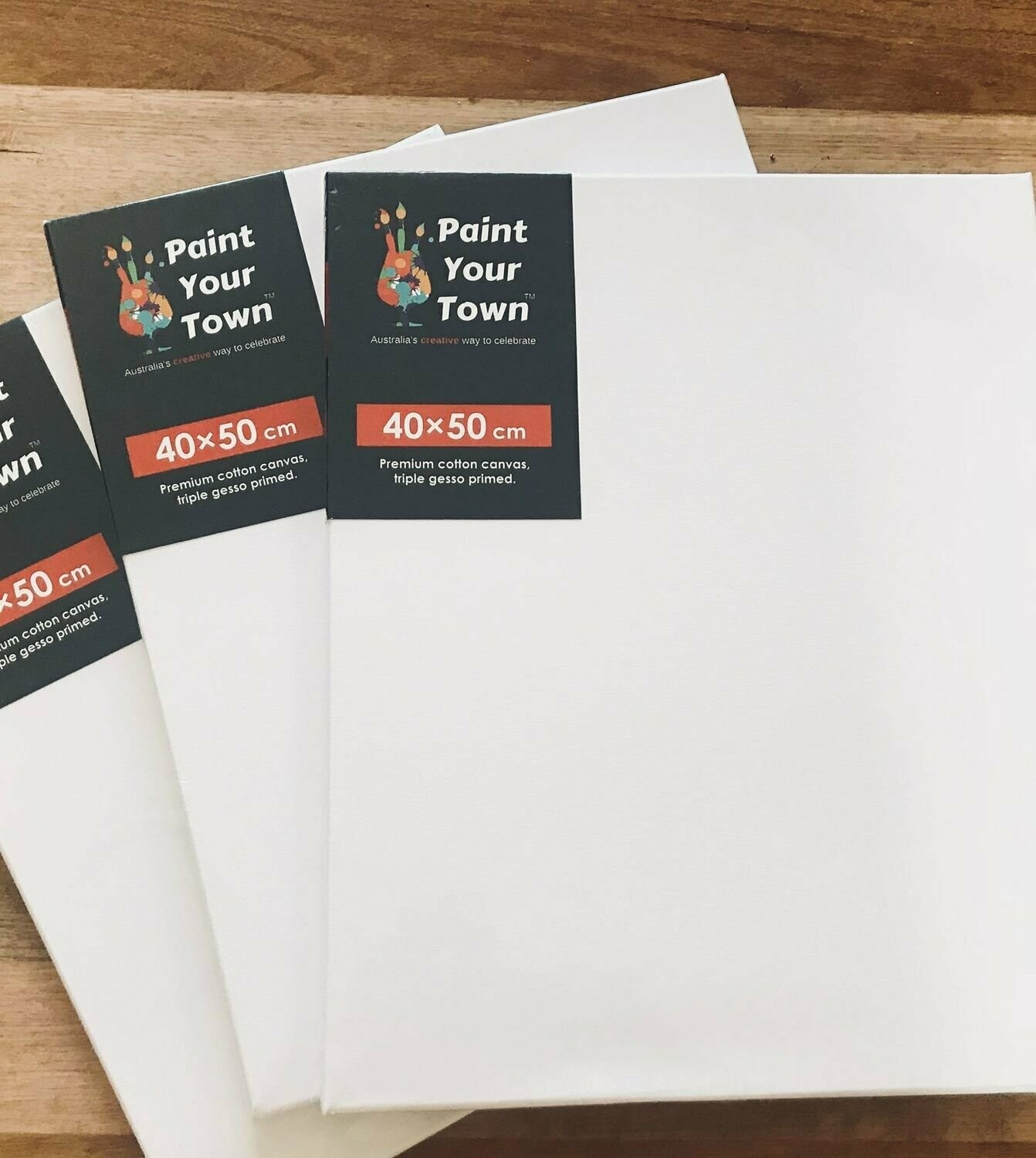 Canvas 3 pack