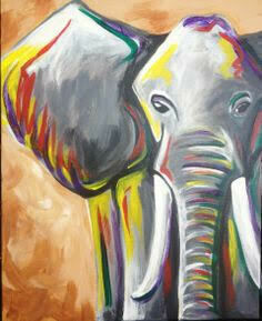 Live paint pARTy! - Elephant - Wednesday 2 May - 3.30pm