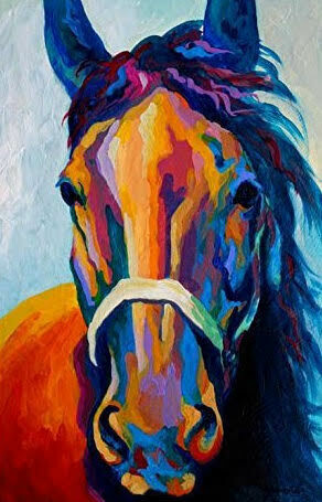Live paint pARTy! - Horse - Friday 19 June - 7.30pm