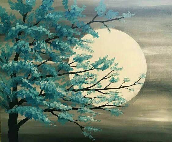 Live paint pARTy! - Moonlit - Friday 12 June - 7.30pm