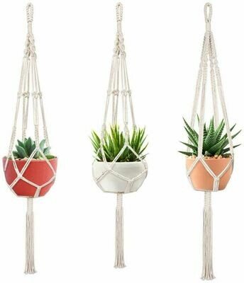 Macrame plant hanger workshop (dates TBA)
