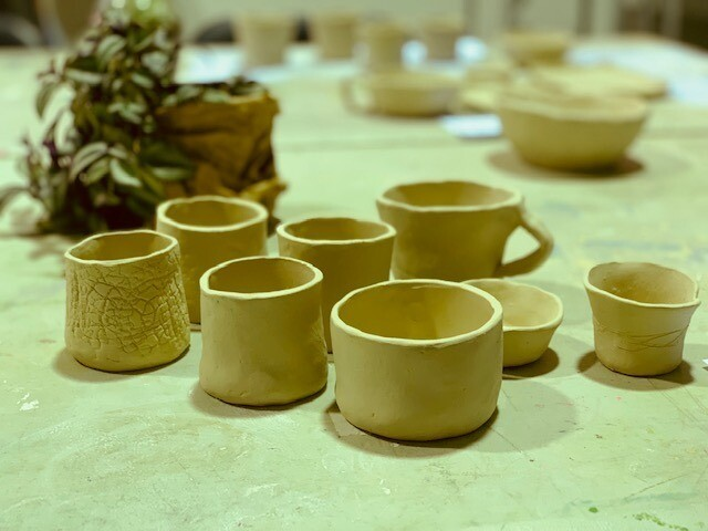 Clay workshop (dates TBA)