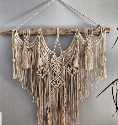 Macrame Masterclass workshop (dates TBA)