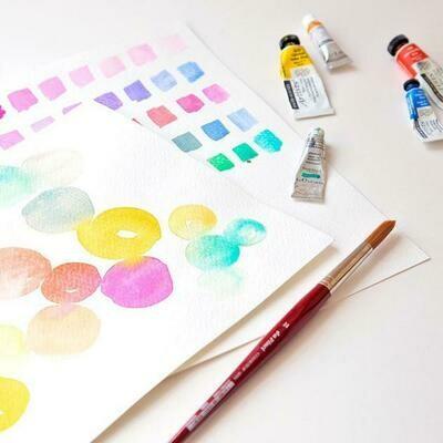 Watercolour Workshop (dates TBA)