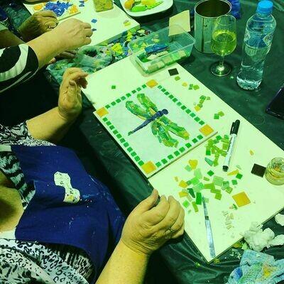 Mosaic Workshop (dates TBA)