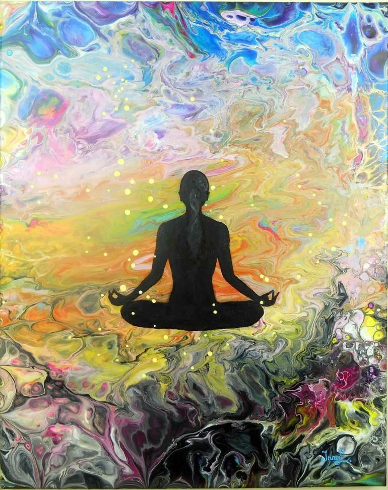 Yoga Hip Hop and Acrylic Pour Workshop (dates TBA)