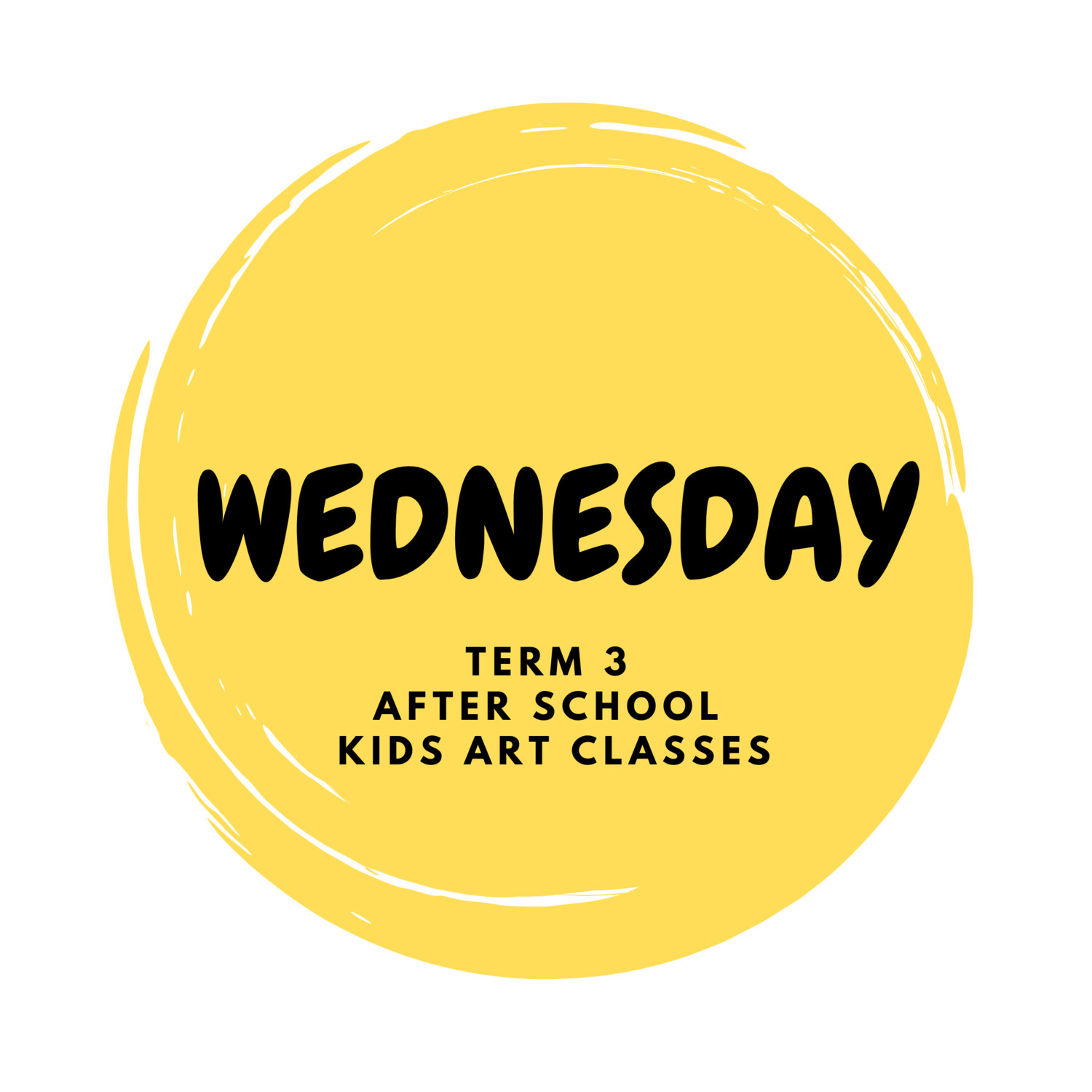 Term 3 After School Classes - FULL TERM - Wednesday