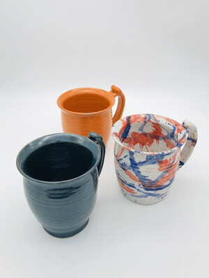Mug, Barrel shape