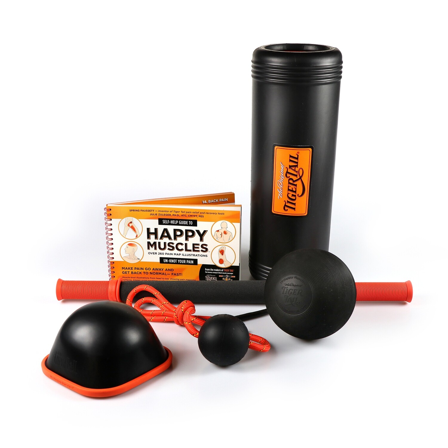 The Back Muscle Care Kit (Save 20%)