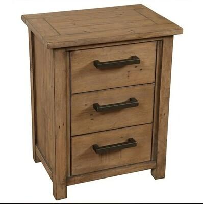 Driftwood Bedside Cabinet