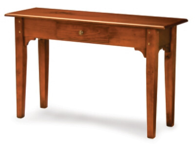 Villager Hall Table with Drawer