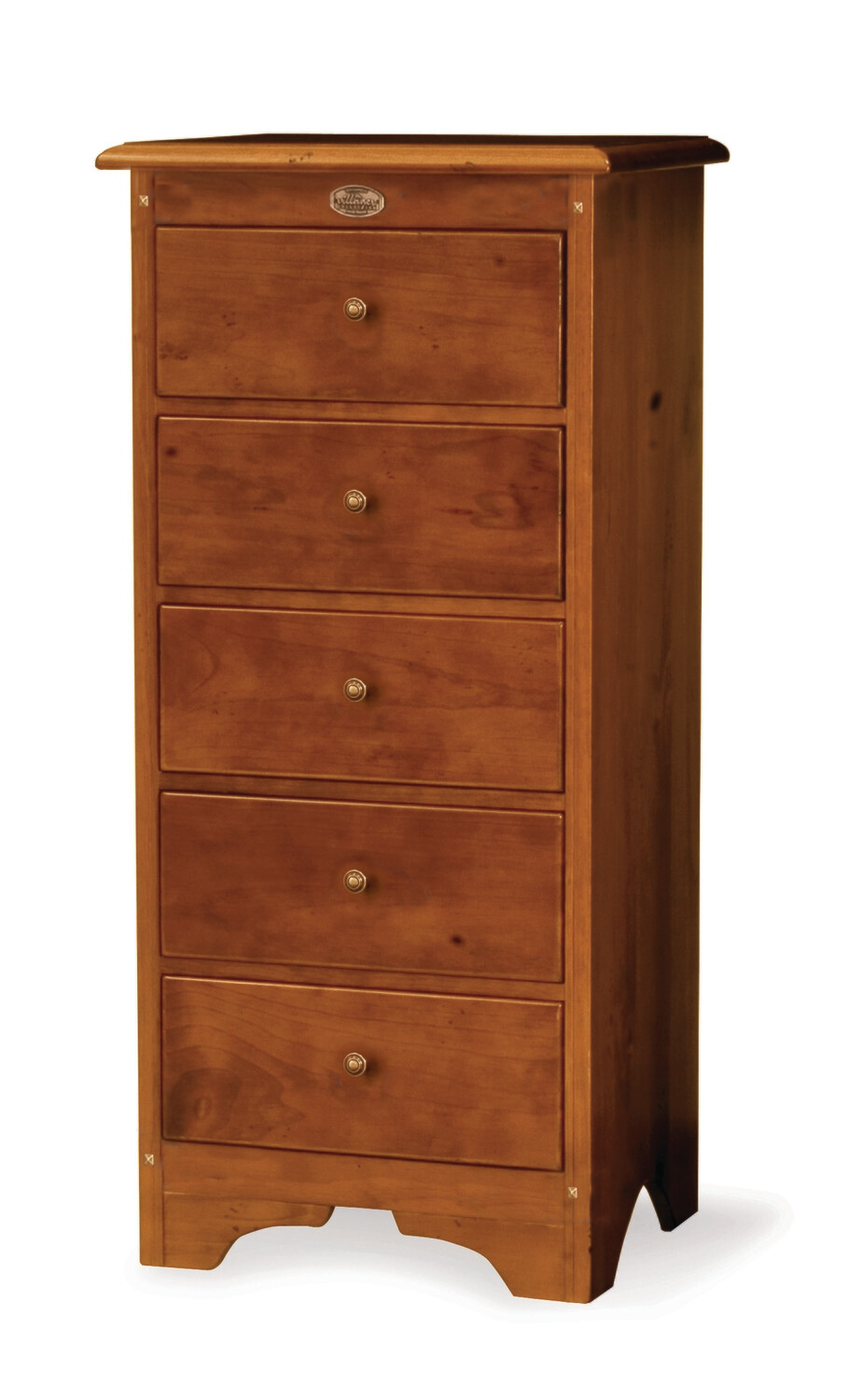 VILLAGER Tallboy 5 Drawer