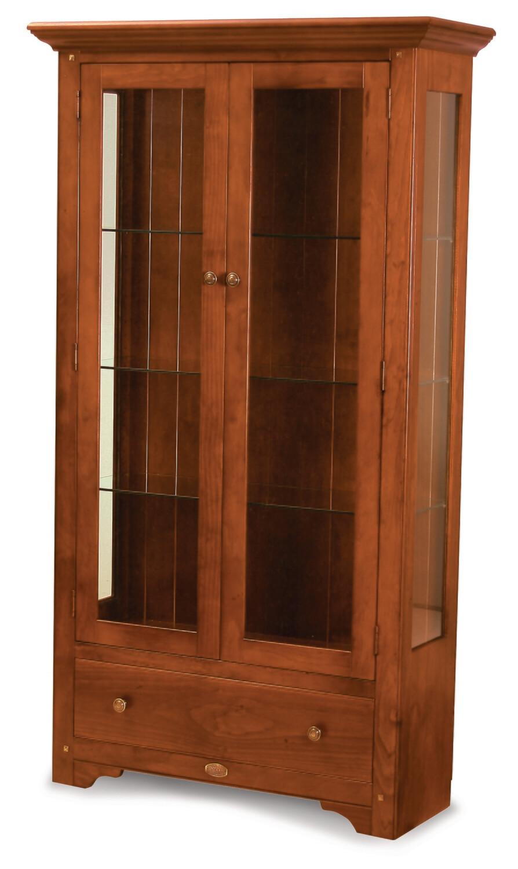 VILLAGER Display Cabinet 2 Door