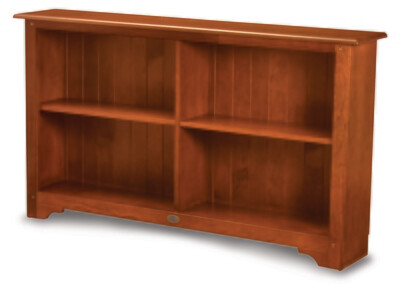 VILLAGER Display or Bookcases - 4 Sizes